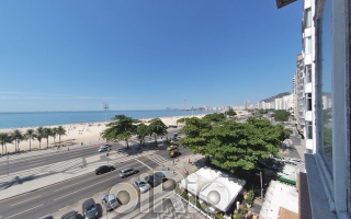 #166  - 4 poeple - Copacabana - 1600,-R$
